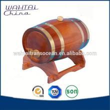 Large Wood Barrel For Wine