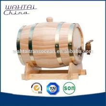 Handmade   Wood  Keg