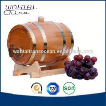 Large  Wood Wine Cask