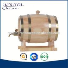 Luxury Oak Wine Barrel