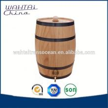 Oak Pine Wooden Wine Barrel