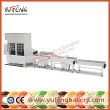 Fully Automatic Industrial  Bread  Donut  Making  Machine Donut  Production   Line