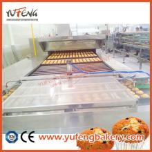 cake production line full automatic production line Madeleine cake machine
