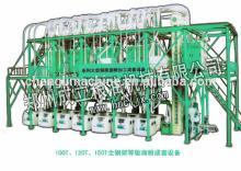 Hot Sales 100 tpd High Efficiency Grain  Corn  Flour Mill Plant Yellow  Corn   Price  In  China