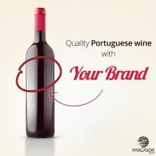 Wine with Private Label - Portuguese