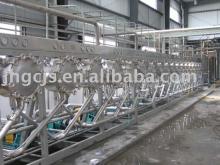 China automatic corn starch processing machines hydrocyclone