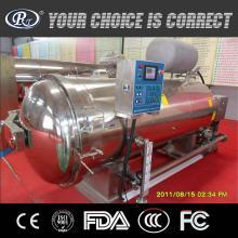 FullyAutomatic High Pressure Steam Spray Retort for Canning (steam autoclave, sterilization machine)