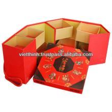 Luxury cake box, cake box, moon cake box, luxury box, wine box, gift box