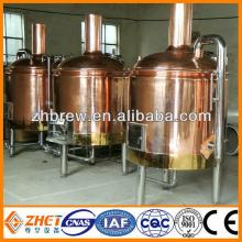 Copper Beer Brewing Kettle Microbrewery Machine Products