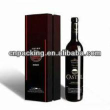champagne flute packaging box, best discount packing wine box