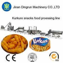 2014 food grade stainless steel kurkure food making machine/plant/process line