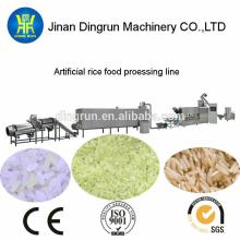 2014 new design artificial nutrition rice production line
