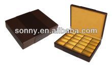 OEM Fashion Wooden Gift Chocolate Box