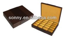 Special Wooden Gift Chocolate Case Factory