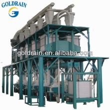 maize meal corn mealie mill machine for africa