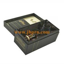 High quality champagne glass gift box