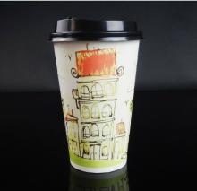Disposable cups paper coffee cups china paper cup price china
