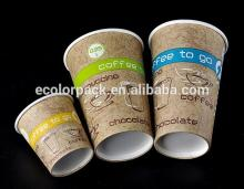 paper cup  price  paper cup manufacturer logo printed disposable paper coffee  cups