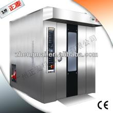 32 trays Hot air rotary  oven  (Narrow) / 32 trays Hot rotating furnace