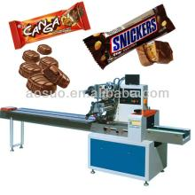 Aszb 320 candy bar packing machinery products china aszb for Food bar packaging machine