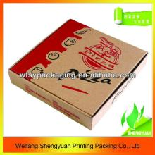 18 inch custom design cheap pizza box for sale