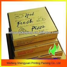 High Quality Customed Pizza Boxes for sales