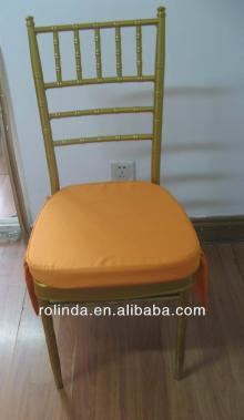 Saffron Yellow Chair  Cushion  for chiavari chair