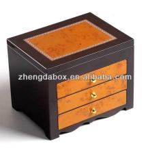 High Quality Customized Made-In-China Wooden Dark  chocolate   gift   box (ZDL-CHO-W07)