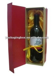 cardboard red  wine   box es/ paper   wine   box es