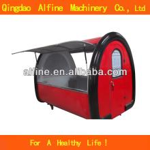 Eco friendly outdoor mobile food cart for sale with low price