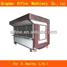 New design 2300cm  outdoor  food kiosk