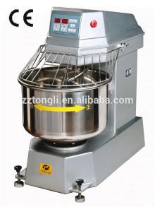 50kg Dough spiral mixer/ spiral dough mixer for kitchen flour mixer