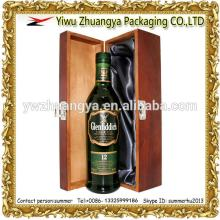 China Manufacturer  Wooden   Wine   Bottle  Box,Red  Wine  Glass Packaging Box