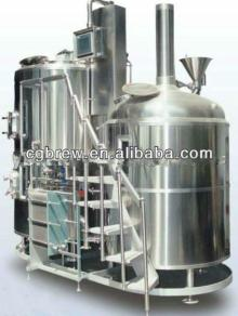 CG-300L of beer equipment for micro brewery