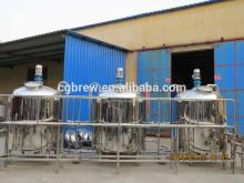 CG-2000L of Large beer brewing  factory   equipment