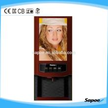 Factory  !!!3 hot drinks nescafe  coffee  vending machine with CE SC-7903