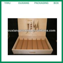 6 Bottle S lid ing  Lid   Wooden  Wine or Champagne Box