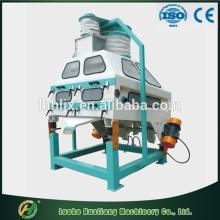 Used for grain grading and moving stones cleaning machine gravity grade destoner
