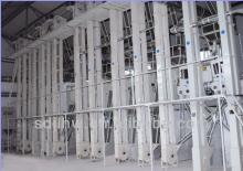 NZJ150  complete  set  rice   mill ing machine