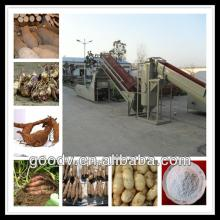 Saving energy sweet potato starch machine