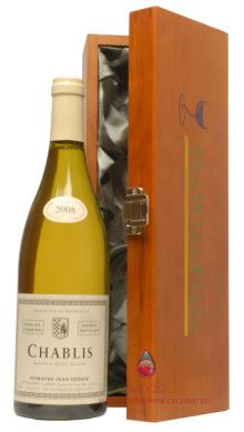 MDF wood wine box for champagne
