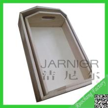 Hot sale customized cutlery set wooden box,canteen cutlery boxes,cinnamon wood box