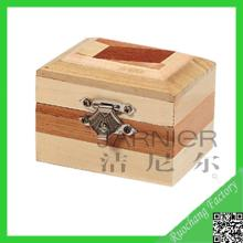 Hot selling wooden handmade champagne gift box,wedding door gift box