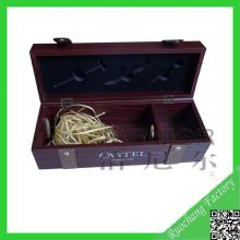 High quality antique  wooden  wine or champagne box,decorative wine boxes,empty wine box