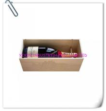 2014 Champagne wooden holder with sliding lid