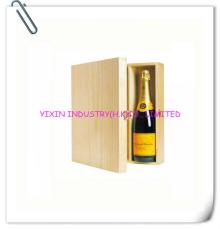 2014 Champagne wooden wine box YIXING3335