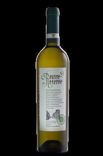 White wine RousseReserve Chardonnay 0.75 l