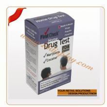 OEM chinese window lid paper  gift   packaging   box  dark chocolate  packaging   box