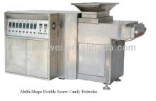 Xylitol Chewing Gum Candy Extruder Machinery