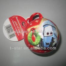 ball tin cans /chewing gum tin can/tin can manufacturer